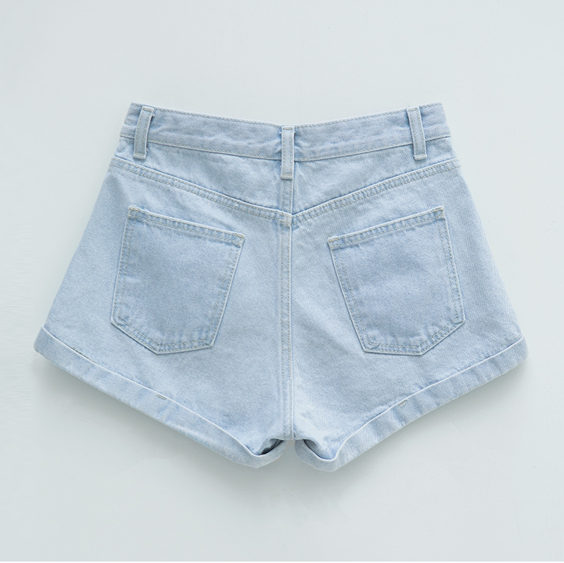 ICECREAM12 So Cool Denim Shorts – Somethin' Sweet